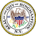 Binghamton, New York seal