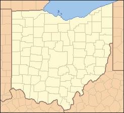 Ohio county map (Alternity)