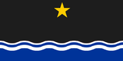 Federation of New Caribbea Flag (Luna Earth II)