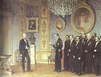 File:350px-Dell'Acqua Ernennung Maximilians zum Kaiser Mexikos.jpg