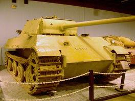 Panzerkampfwagen V Panther II