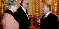 Grand Duke Dimitri Romanovich of Russia (Oldenburg Sweden)