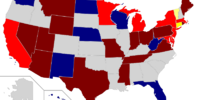 United States Senate elections of 2006 (President Delay)