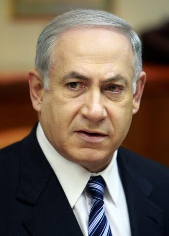 File:Prime Minister Benjamin Netanyahu Chairs Cabinet Uojz8NWKekYl.jpg