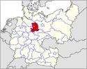 CV Map of Magdeburg-Anhalt 1945-1991