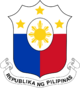 Revised Coat of Arms of the Philippines