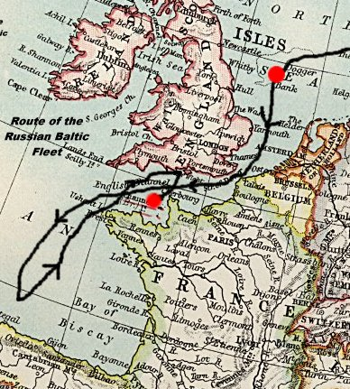 File:Route of the russian baltic fleet.jpg