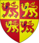 545px-Coat of arms of Wales svg
