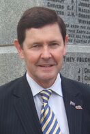 Kevin Andrews Anzac Day Crop