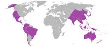 East Asian Co-Prosperity Sphere Location (1941 Success)