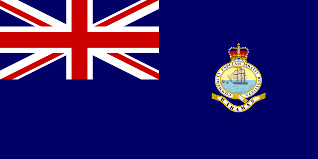 File:Flag of the Bahamas (1953-1964).png