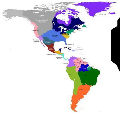 1620 - Americas