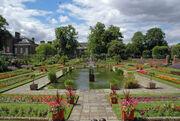 Sunken garden kensington