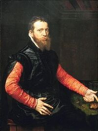Anthonis Mor Portrait of Steven van Herwijck