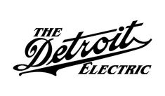 Detroit Electric Company Logo