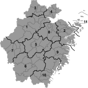 Han Southern Province