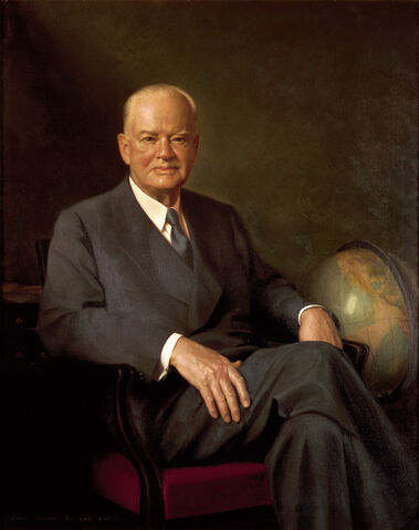 File:Herbert Clark Hoover by Greene, 1956.jpg