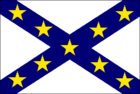 Greek Saltire