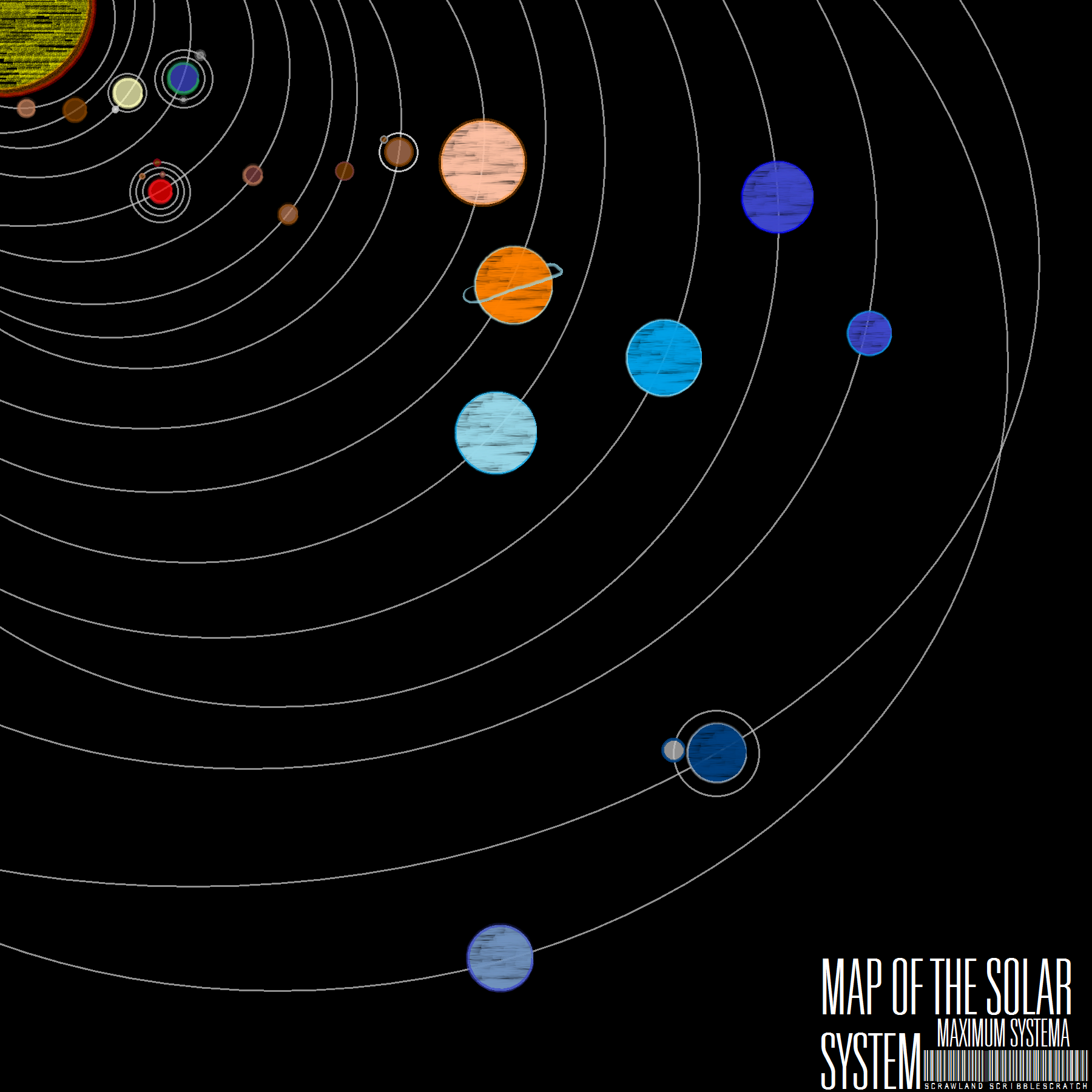 Image - MS Solar System Map.png   Alternative History ...