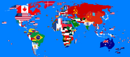 Alt. hist. flag post WW2 map