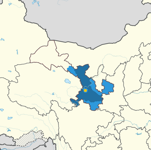 File:Gansu Map.png