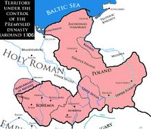 Bohemia in 1307