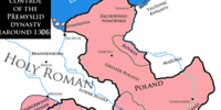 Empire of Greater Bohemia and Poland (Premyslid Bohemia)