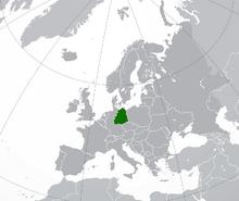 East germany in modern europe 1