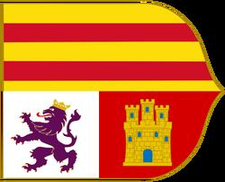 Royal Banner of Iberia PMIV 1459