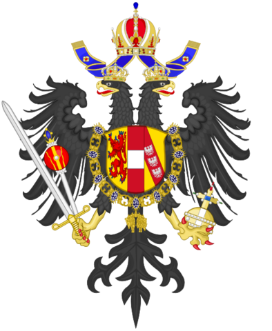 File:Coat of Arms of the Austrian Empire.png