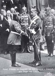 General Hans G von Plessen