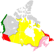 FTBW over OTL Canada (1830)
