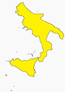Sicily Map GNW