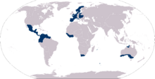Location French Empire