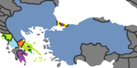 Treaty of Aegina (Principia Moderni III Map Game)