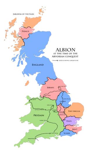 Albion conquest