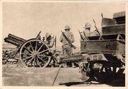 Franco-Afghan war (pax Columbia)