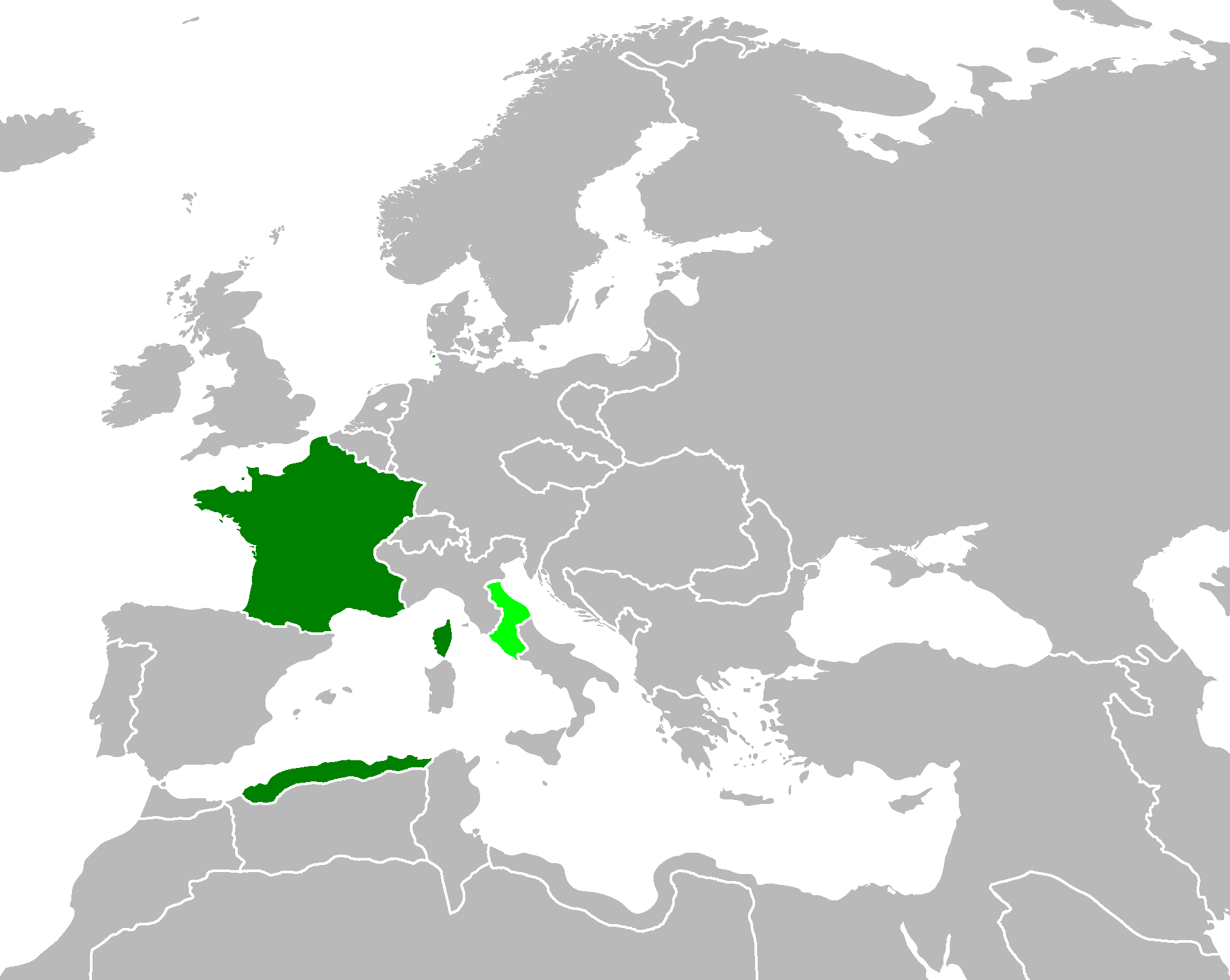 second french empire  nationalism 1848