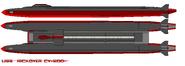 USSRickoverCV-200