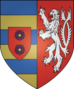 Coat of arms of Burgundy (Principia Moderni)