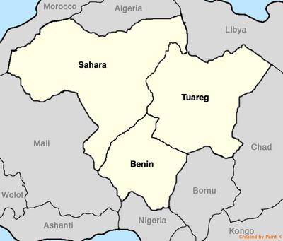 East Africa 1850 VINW