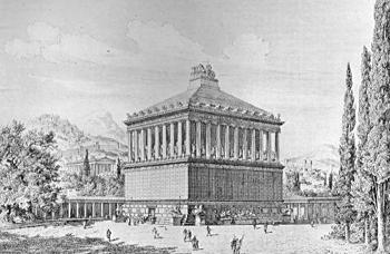 File:Mausoleum-halicarnassus.jpg