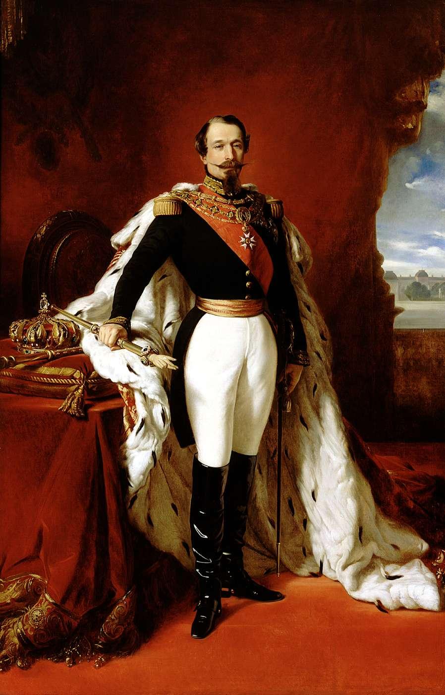 Resultado de imagen de napoleon III