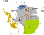 Antarctica colonization