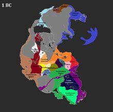 Pangea 1 BC