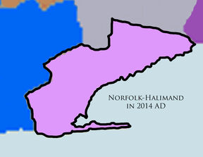 Norfolk-Haldimand (1983: Doomsday)