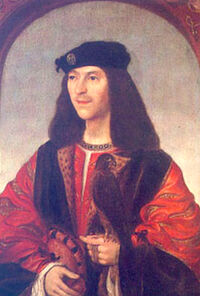 James IV King of Scotland