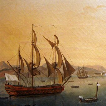 Colonial Trade Ships Superpowers