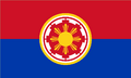 Philippine National Union flag (Atomic World Map Game)