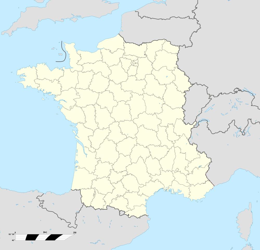 France admin GDL